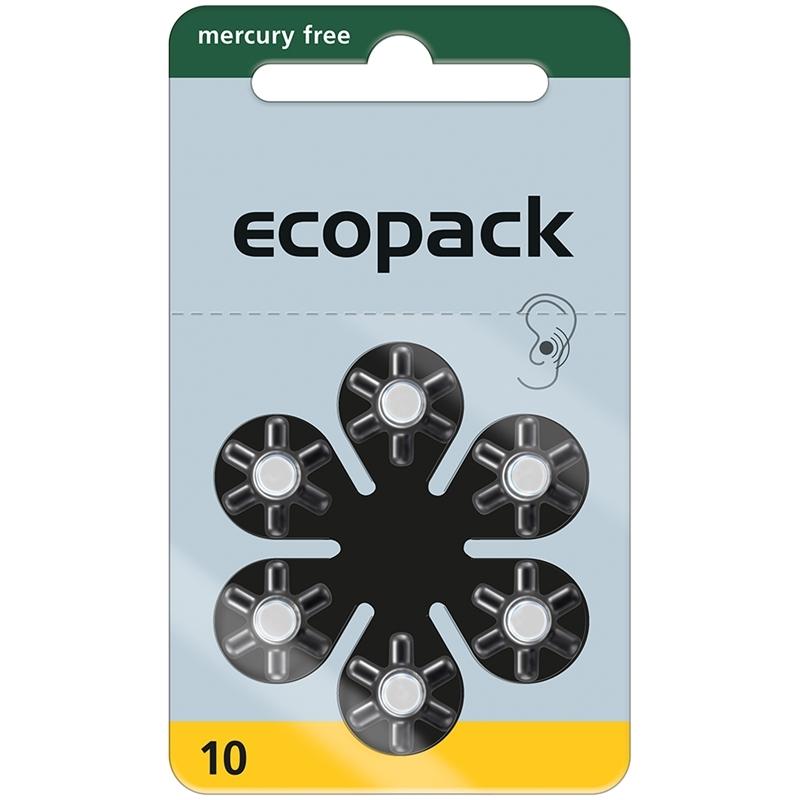 60-x-VARTA-ecopack-HoergeraeteBatterien-Knopfzelle-Typ-10-13-312-675-fuer-Hoergeraet