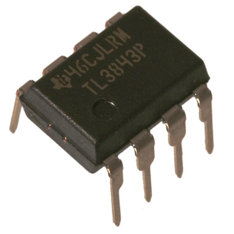 UC3843BN.