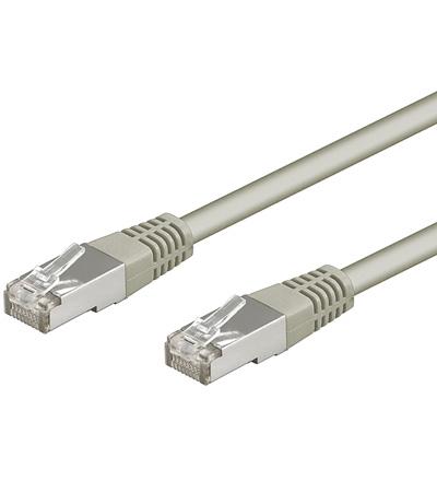 Patchkabel-Netzwerkkabel-LAN-Kabel-Cat5e-100-MHz-RJ45-FTP-mit-Folienschirm