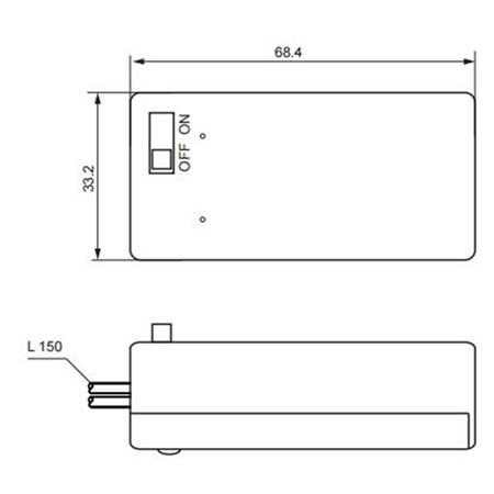 batterie akku halter f r 1x 9 volt block mit anschlu kabel schalter deckel ebay. Black Bedroom Furniture Sets. Home Design Ideas